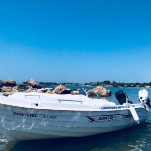 Panagiotis Lagonisi Rent a Boat